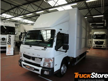 Box truck FUSO CANTER 7C15 ABS Klima