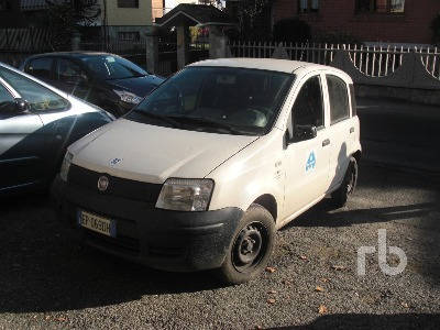 Fiat Panda Box Truck From Italy For Sale At Truck1 Id 1346386