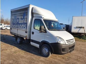 Box truck IVECO DAILY 35 S 14 P+P +HF
