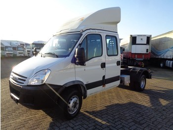 Box truck Iveco Daily 65C18D + Manual + PATENT B!
