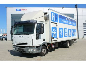 Iveco EUROCARGO 120EL22 THERMOKING,HYDRAULIC LIFT  - box truck