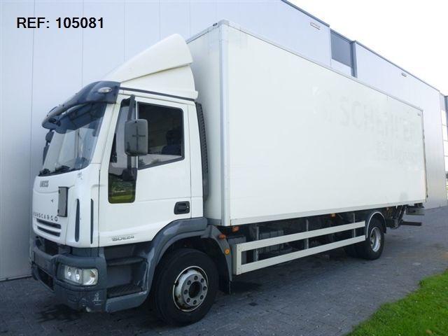 iveco eurocargo 150e24 4x2 manual box euro 3 box truck from rh truck1 eu Iveco Eurocargo 2016 Iveco Eurocargo 4x4