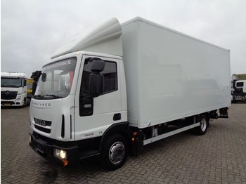Box truck Iveco EuroCargo 75E18 + Manual + Lift + Euro 5+klm !!!!!!!