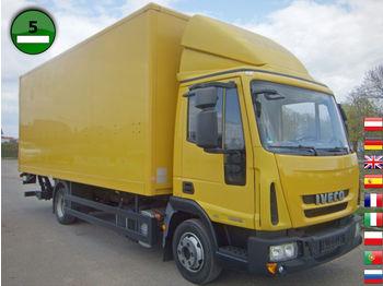 Φορτηγό κόφα Iveco EuroCargo ML 75 E 16 P HLB AHK LBW