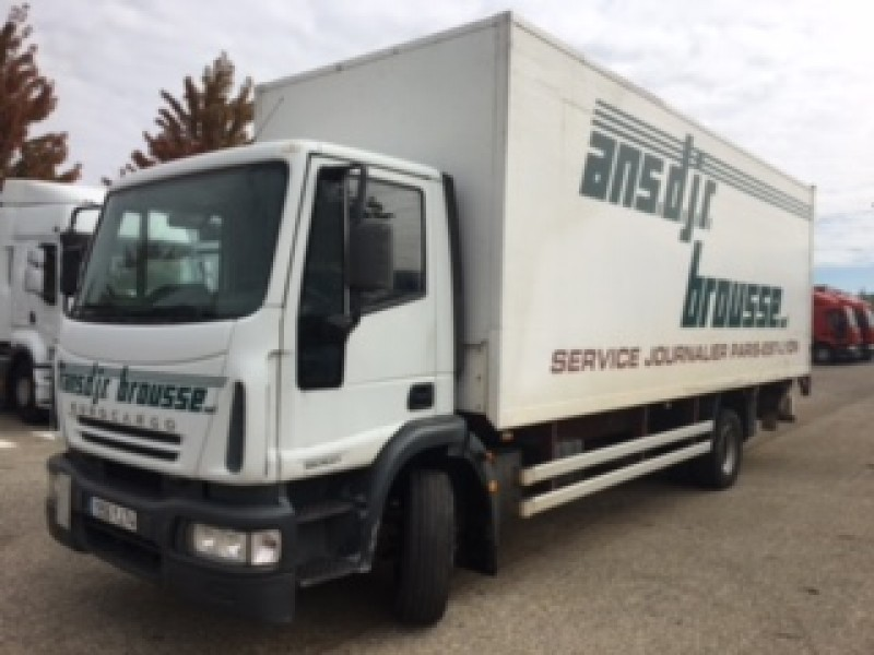iveco euro cargo 130e23 4x2 box truck from france for sale at truck1 rh truck1 eu Iveco Eurocargo Motorhome 1989 Iveco Eurocargo
