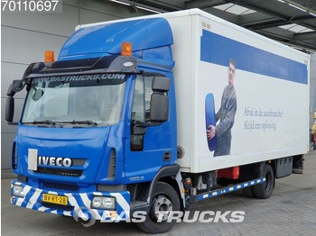 Iveco Eurocargo ML80E18 4X2 Manual Ladebordwand Steelsuspension Euro 5 - box truck