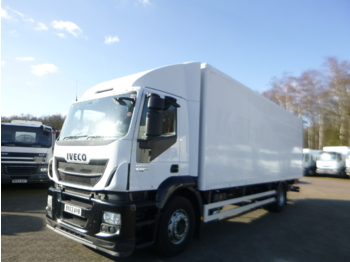 Box truck Iveco Stralis AD190S31 4x2 RHD Euro 5 EEV closed box