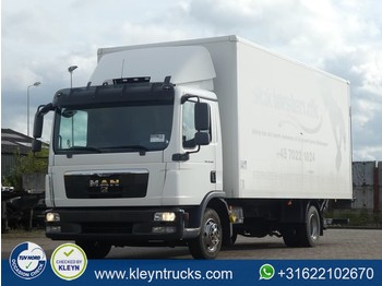 MAN 12.180 TGL manual 185tkm - box truck