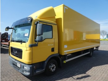 Box truck MAN 12.220 TGL bl manual airco