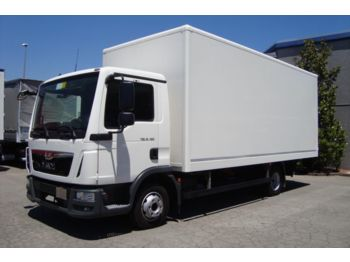 MAN 8.180 TGL EURO 6  - box truck