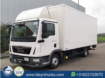 Box truck MAN 8.180 TGL bl airco 3 seats