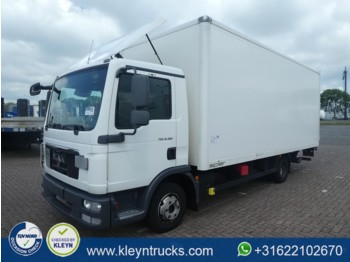 Box truck MAN 8.180 TGL bl manual lift