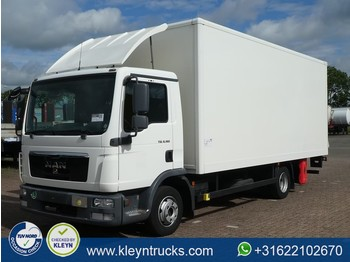 Box truck MAN 8.180 TGL bl manual lift e5