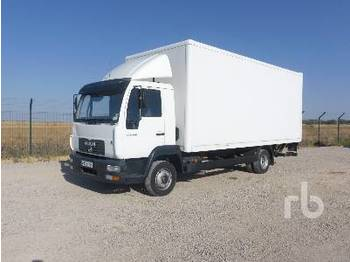 Box truck MAN LE 8.180 4x2: picture 1