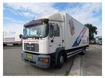Box truck MAN M39 - Truck1 ID: 2062320