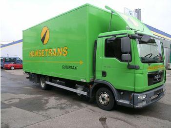 Box truck MAN MAN TGL 7.150 L kein 8.150 Koffer LBW TÜV neu!