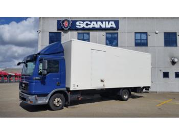 MAN Short Euro 5 Short Euro 5 - box truck