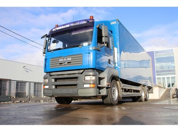 Box truck MAN TGA 26.360 BL