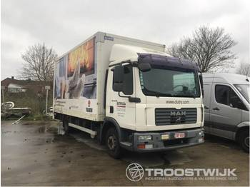 MAN TGL12.210 - box truck
