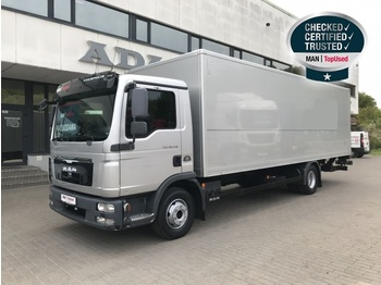 MAN TGL 10.250 4X2 BL - box truck