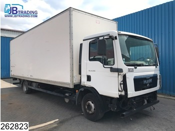 MAN TGL 12 180 EURO 5, Manual - box truck