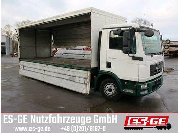 Box truck MAN TGL 12.180 mit Klappwandaufbau