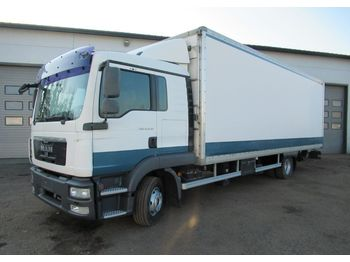 Box truck MAN TGL 12 210