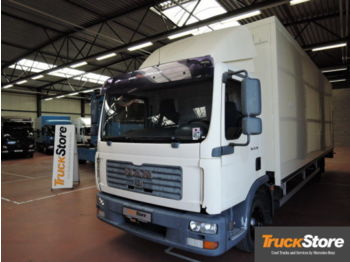 Box truck MAN TGL 12.210 BL