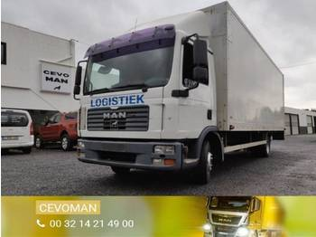 MAN TGL 12.210 Euro4 - box truck