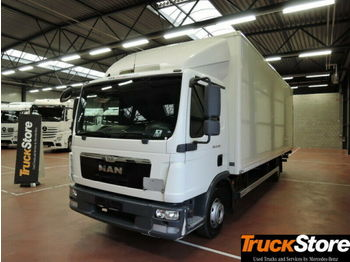 Box truck MAN TGL 12.220