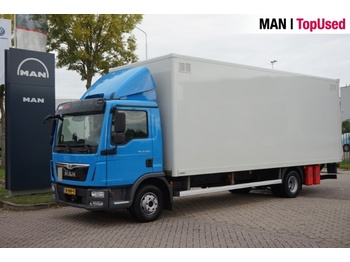 MAN TGL 12.220 4X2 BL - box truck