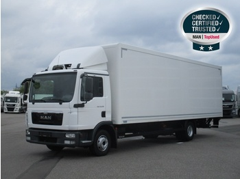 MAN TGL 12.220 4X2 BL, Euro 5, Koffer, LBW, Kamera - box truck