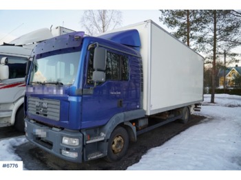 Box truck MAN TGL 12.240