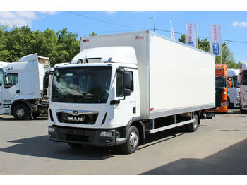 Box truck MAN TGL 12.250 4X2 BL , NEW VEHICLE ! HYDR. LIFT