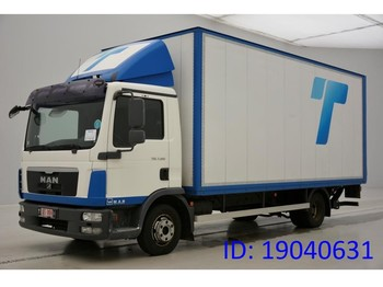 Box truck MAN TGL 7.180