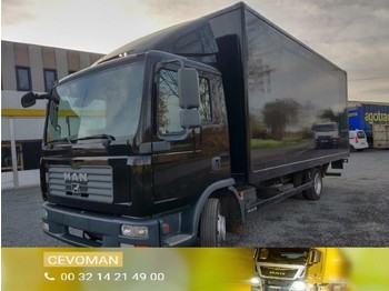 Box truck MAN TGL 8.150