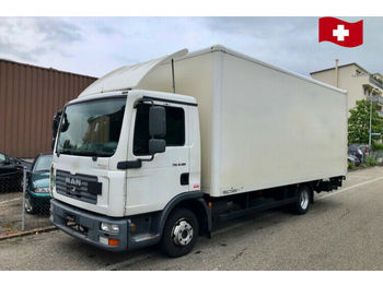 MAN TGL 8.180  - box truck