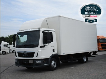 MAN TGL 8.180 4X2 BL - box truck