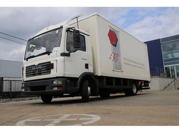Box truck MAN TGL 8.180 BL