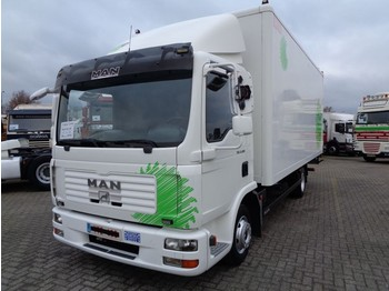 MAN TGL 8.180 + MANUAL + SUPER CLEAN! - box truck