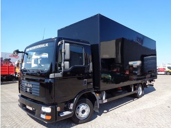 Box truck MAN TGL 8.180 + Manual + Lift