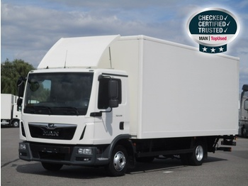 MAN TGL 8.190 4X2 BL - box truck