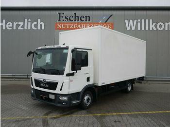 Box truck MAN TGL 8.190 BL*Saxas Koffer*LBW*Klima*3 Sitze*AHK