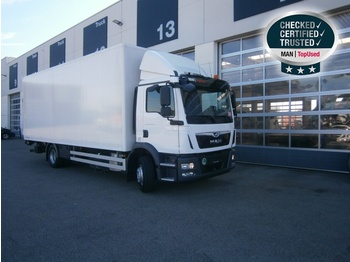 MAN TGM 15.250 4X2 BL - box truck