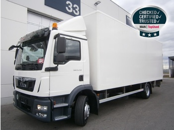 Box truck MAN TGM 15.250 4X2 BL