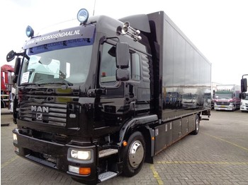 Box truck MAN TGM 15.280 + lift