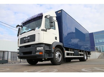 MAN TGM 18.240 BL - box truck