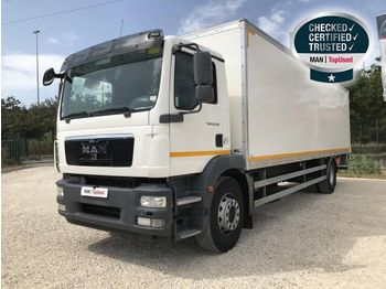 MAN TGM 18.250 4X2 BL - box truck