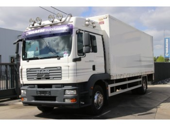 MAN TGM 18.280 BL - box truck