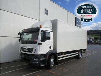 MAN TGM 18.290 4X2 BL - box truck